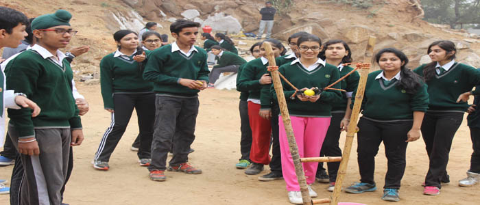 Eco school camp patel